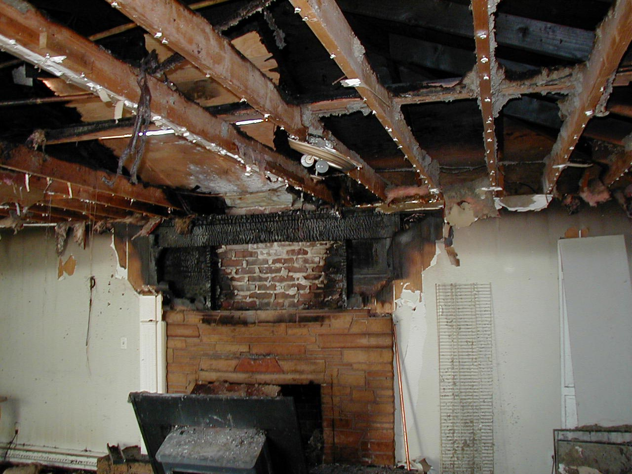 Fire Damage Restoration & Cleanup | Recoveron | Eastern, WI |Wildfire Damage